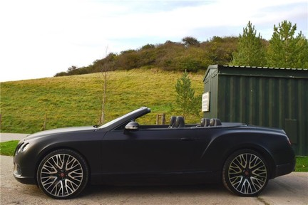Bentley Continental Gtc 4.0 Auto 13