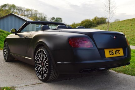 Bentley Continental Gtc 4.0 Auto 14