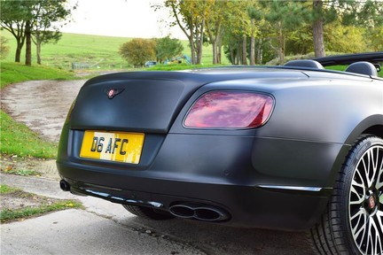 Bentley Continental Gtc 4.0 Auto 16