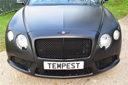 Bentley Continental Gtc 4.0 Auto 20