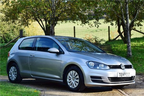 Volkswagen Golf S Bluemotion Techn-G