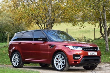 Land Rover Range Rover Sport Autobiography Dynamic Sport (Glass Roof) 1