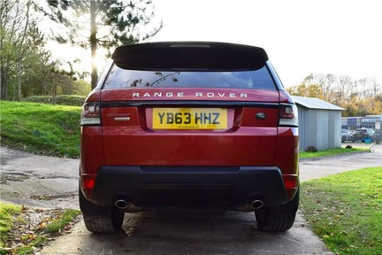 Land Rover Range Rover Sport Autobiography Dynamic Sport (Glass Roof) 3