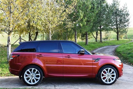 Land Rover Range Rover Sport Autobiography Dynamic Sport (Glass Roof) 5