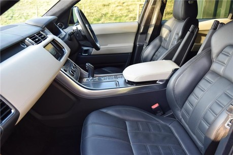 Land Rover Range Rover Sport Autobiography Dynamic Sport (Glass Roof) Technical Data