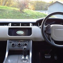 Land Rover Range Rover Sport Autobiography Dynamic Sport (Glass Roof) 7