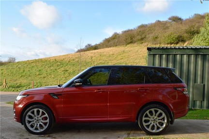 Land Rover Range Rover Sport Autobiography Dynamic Sport (Glass Roof) 13