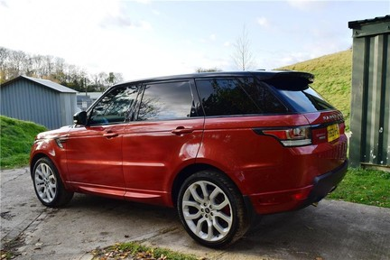 Land Rover Range Rover Sport Autobiography Dynamic Sport (Glass Roof) 14