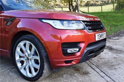 Land Rover Range Rover Sport Autobiography Dynamic Sport (Glass Roof) 15