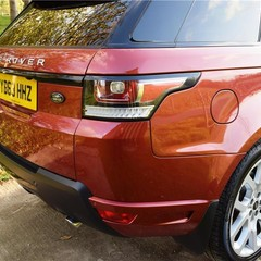 Land Rover Range Rover Sport Autobiography Dynamic Sport (Glass Roof) 16