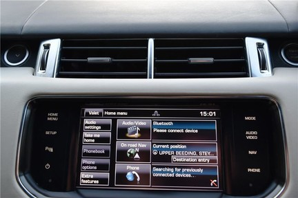 Land Rover Range Rover Sport Autobiography Dynamic Sport (Glass Roof) 19