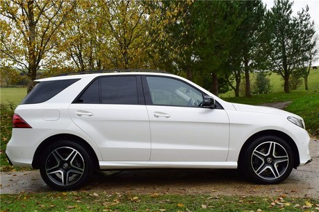 Mercedes-Benz Gle 250 D 4Matic Amg Line Technical Data