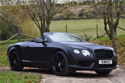Bentley Continental Gtc V8 Auto 1
