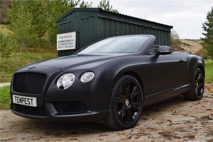Bentley Continental Gtc V8 Auto 2