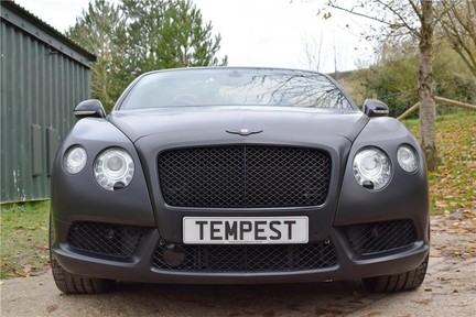 Bentley Continental Gtc V8 Auto 4