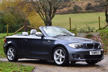 BMW 1 Series Exclusive Edition