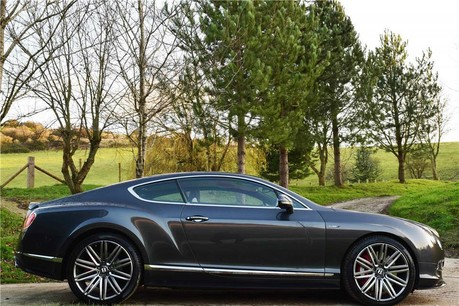 Bentley Continental Gt Speed Auto Technical Data