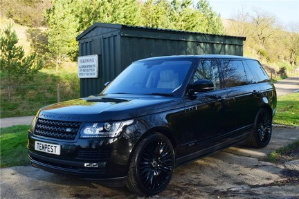 Land Rover Range Rover Autobiography LWB 2
