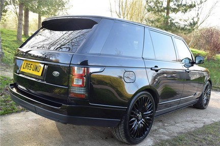 Land Rover Range Rover Autobiography LWB 12