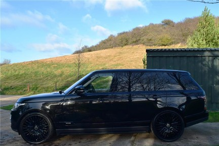 Land Rover Range Rover Autobiography LWB 13