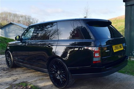 Land Rover Range Rover Autobiography LWB 14