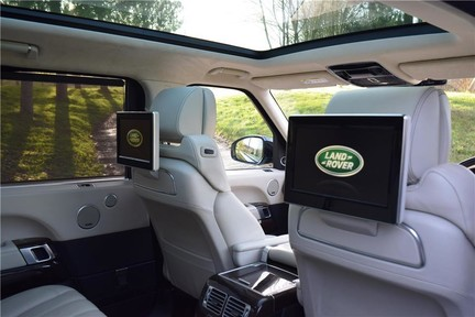 Land Rover Range Rover Autobiography LWB 18