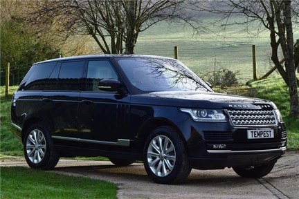 Land Rover Range Rover Vogue Tdv6 (Glass Roof) 1