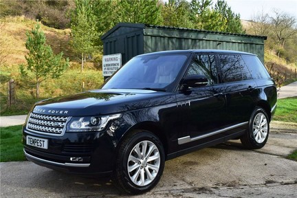 Land Rover Range Rover Vogue Tdv6 (Glass Roof) 2