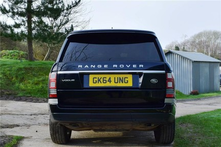 Land Rover Range Rover Vogue Tdv6 (Glass Roof) 3