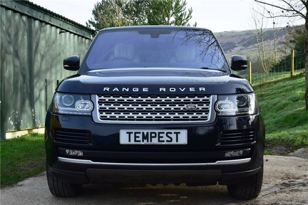 Land Rover Range Rover Vogue Tdv6 (Glass Roof) 4