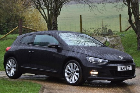 Volkswagen Scirocco Gt Full Leather
