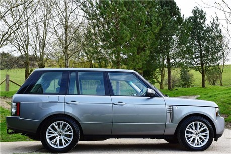 Land Rover Range Rover Rover Westminster T Technical Data