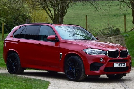 BMW X5 4.4 Bi-Turbo Auto