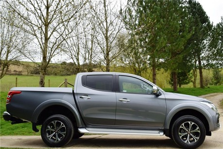 Fiat Fullback Lx 4X4 Auto + VAT Technical Data
