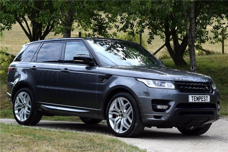 Land Rover Range Rover Sport Autobiography Dynamic V8