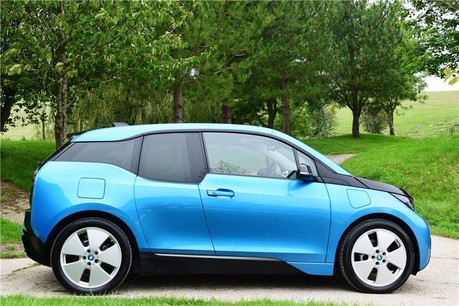 BMW I3 Range Extender Technical Data