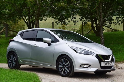 nissan micra n connecta 2017