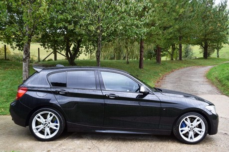BMW 1 Series M135i Technical Data