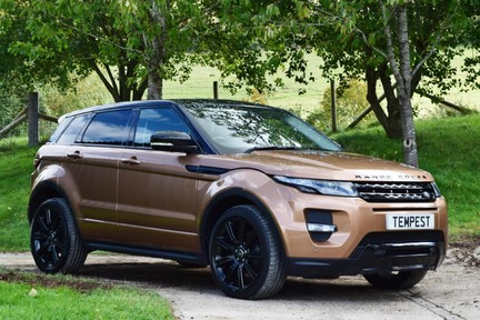 Land Rover Range Rover Evoque Dynamic (Glass Roof) 1