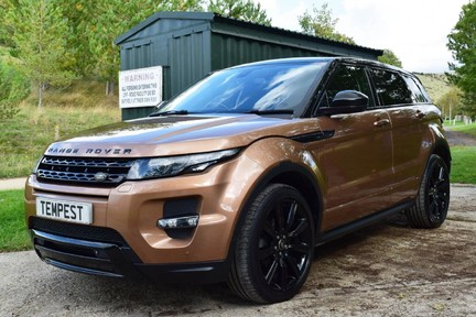 Land Rover Range Rover Evoque Dynamic (Glass Roof) 2