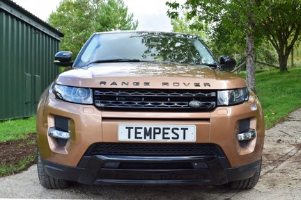 Land Rover Range Rover Evoque Dynamic (Glass Roof) 3