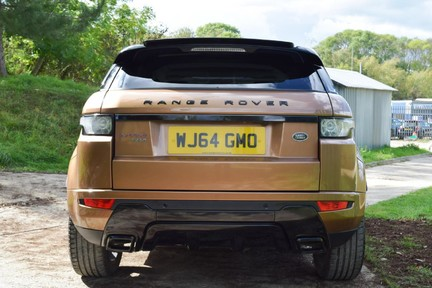 Land Rover Range Rover Evoque Dynamic (Glass Roof) 4