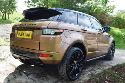Land Rover Range Rover Evoque Dynamic (Glass Roof) 11