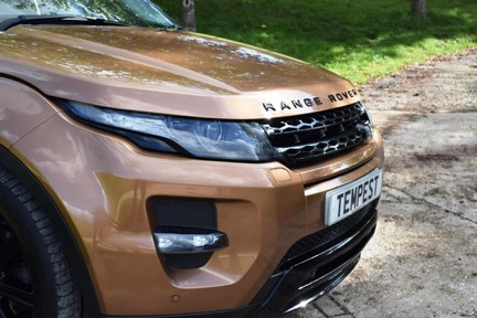 Land Rover Range Rover Evoque Dynamic (Glass Roof) 14