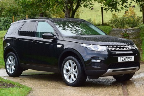 Land Rover Discovery Sport Sport Hse Td4 A