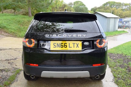 Land Rover Discovery Sport Sport Hse Td4 A 3