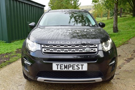 Land Rover Discovery Sport Sport Hse Td4 A 4