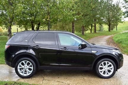 Land Rover Discovery Sport Sport Hse Td4 A 5