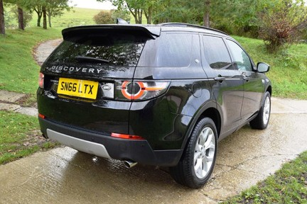 Land Rover Discovery Sport Sport Hse Td4 A 18