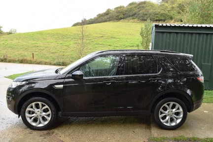Land Rover Discovery Sport Sport Hse Td4 A 19